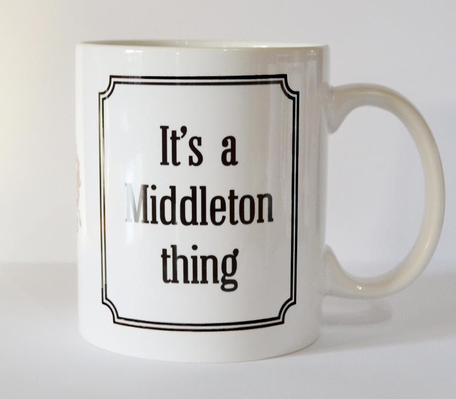 Middleton 'Thing' Mug