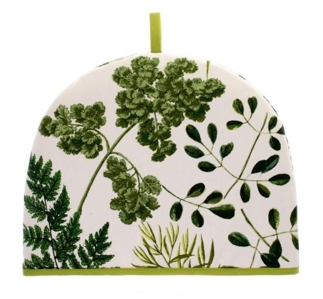 RHS Foliage tea cosy