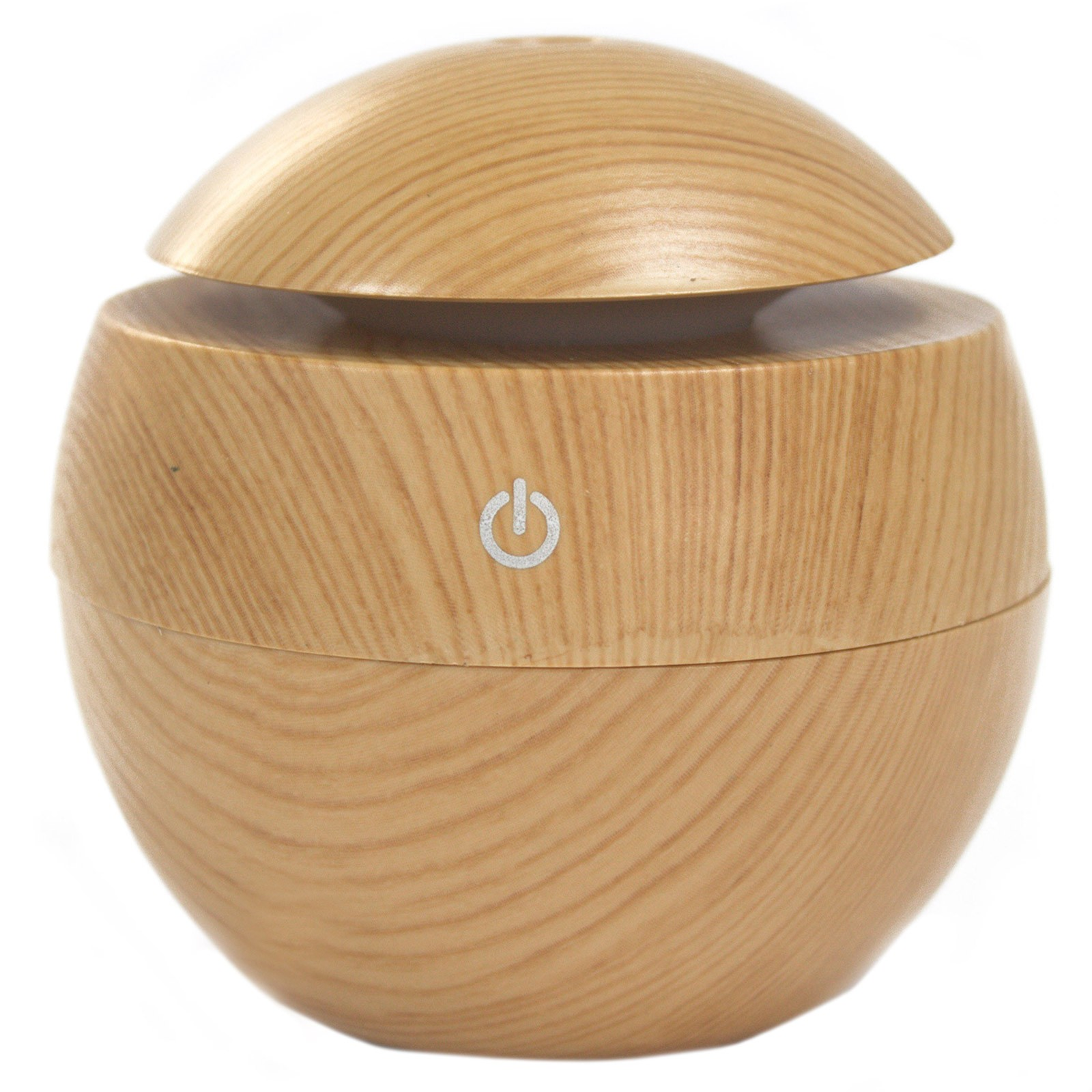 Ultrasonic aroma humidifier in Pinewood