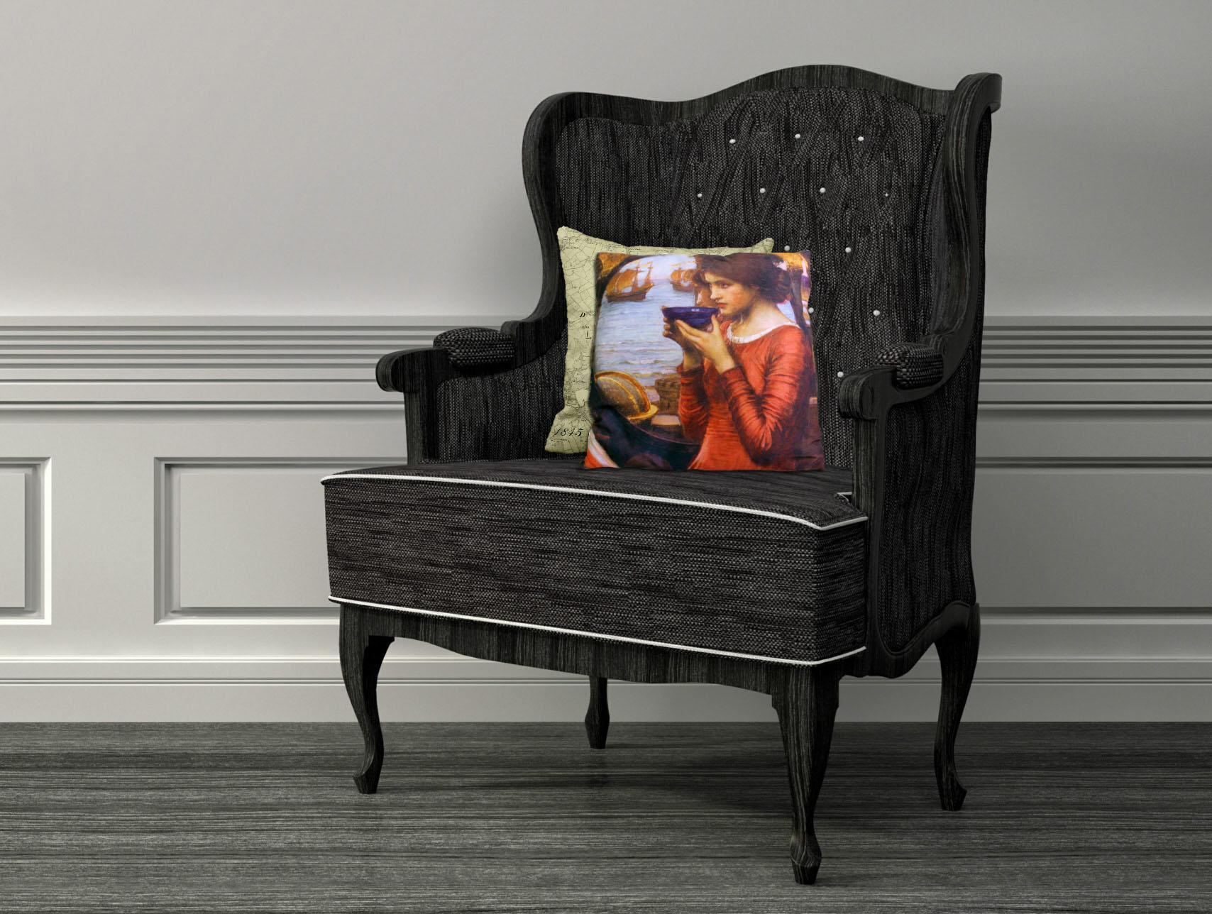 'Destiny' single cushion cover