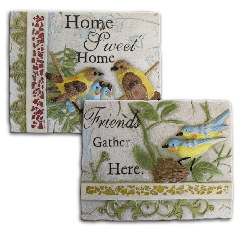 Homely Words Hanging plaques