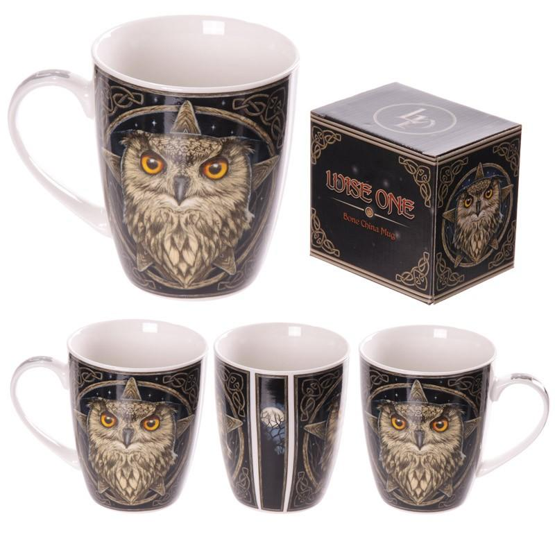 The Wise One Bone China Mug