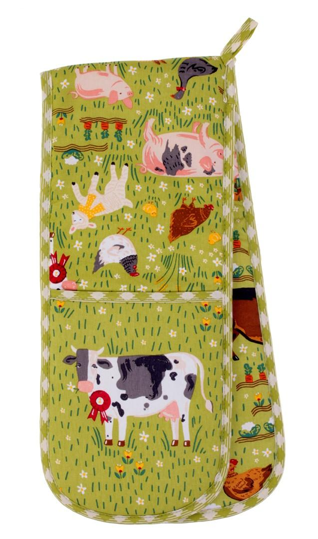 Jennie's Farm Double Oven Glove