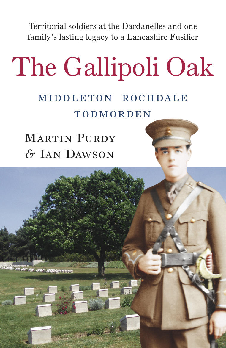 The Gallipoli Oak Book