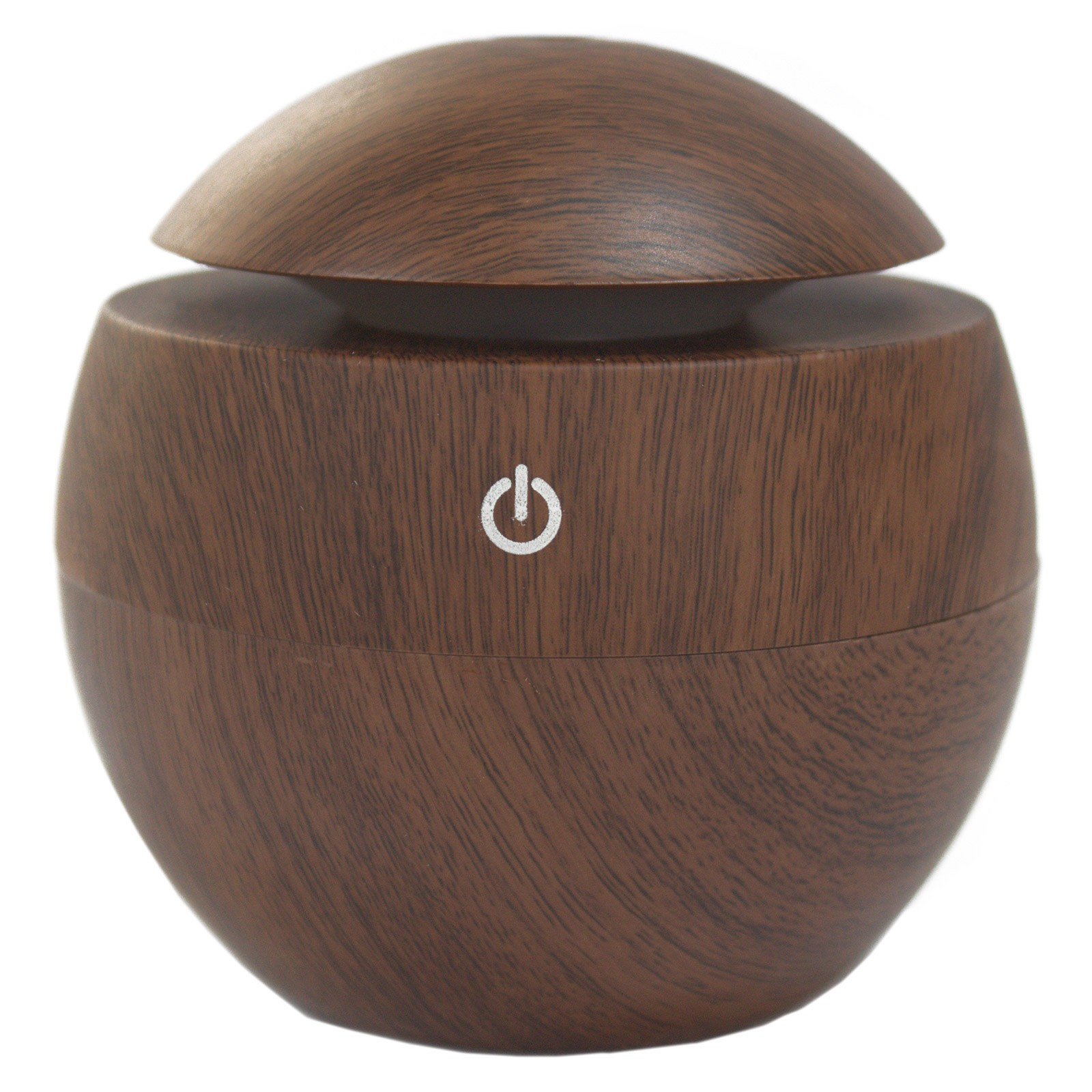 Ultrasonic aroma humidifier in Rosewood
