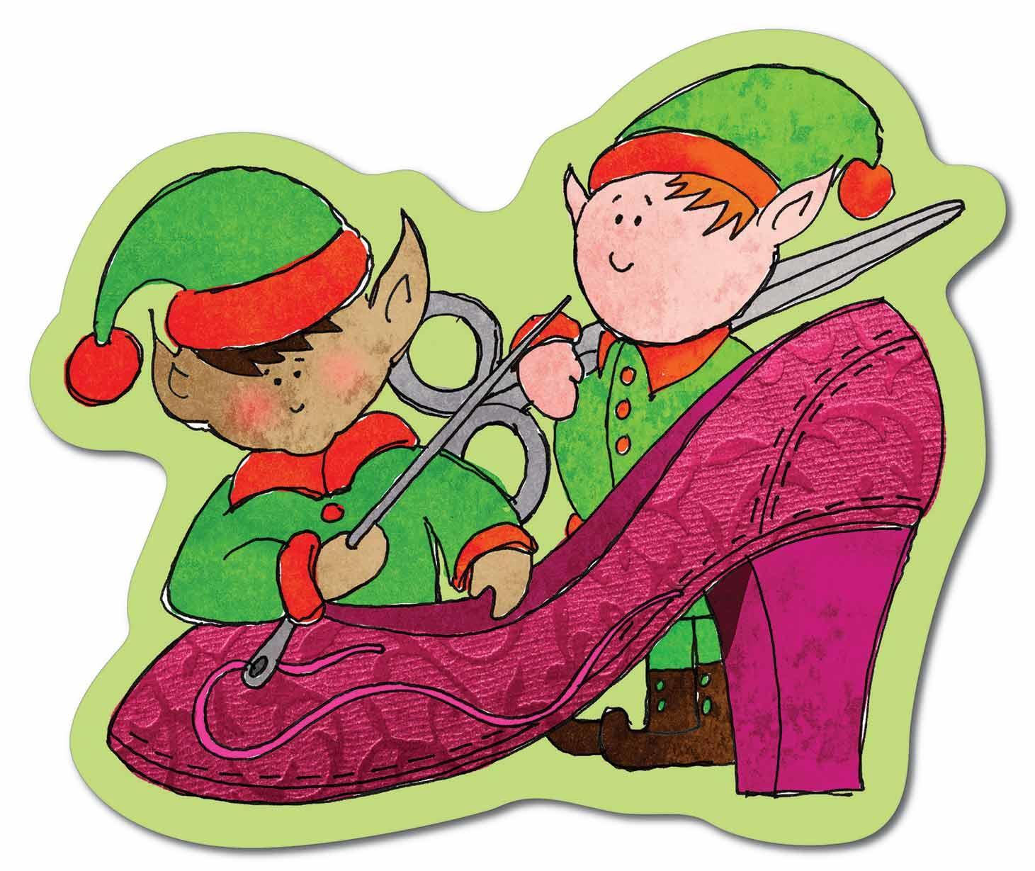 Fairytale Characters - Shoemaker's Elves
