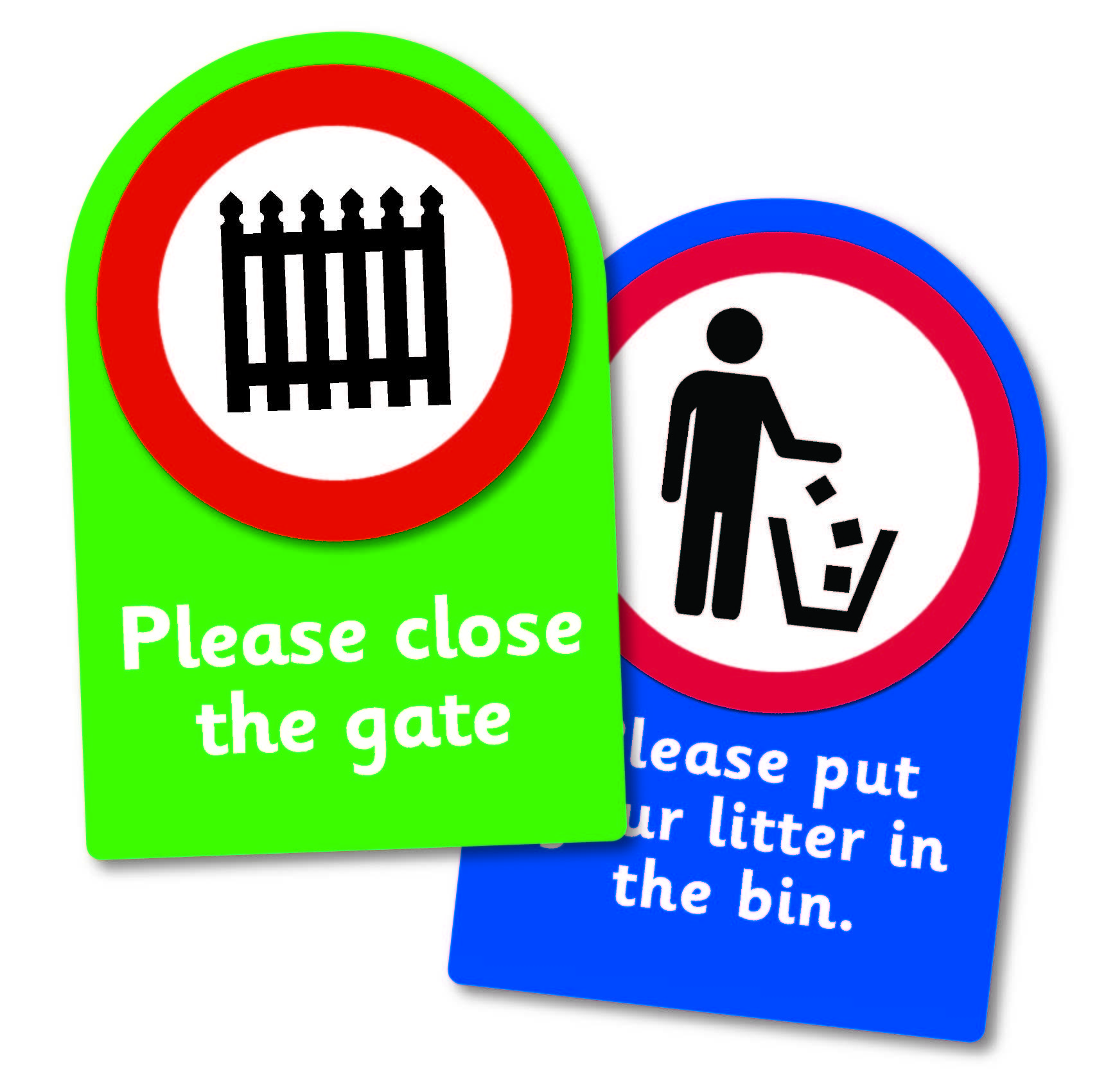 Site Signs & Safety Signs