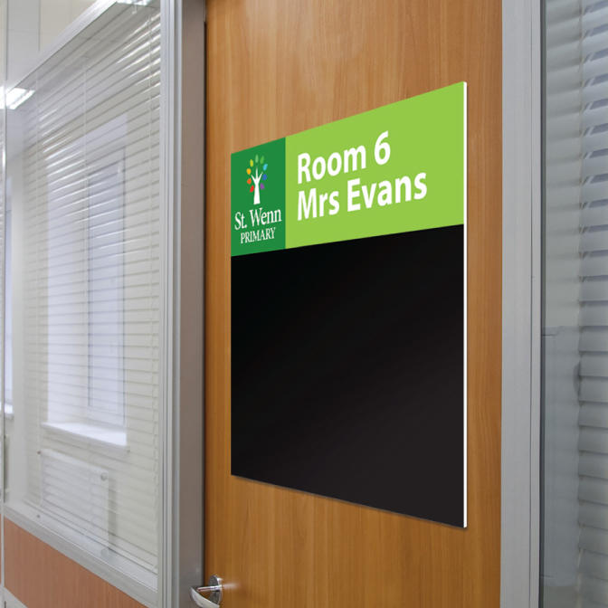 Door Signs / Directional Signs