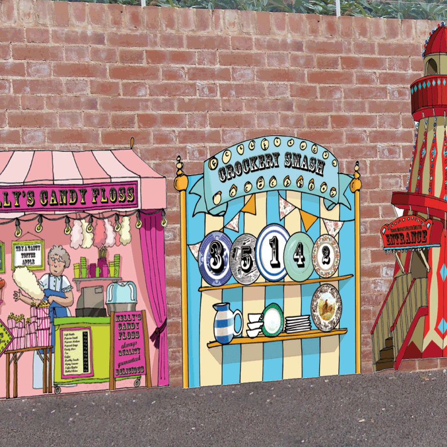 Fairground Signs