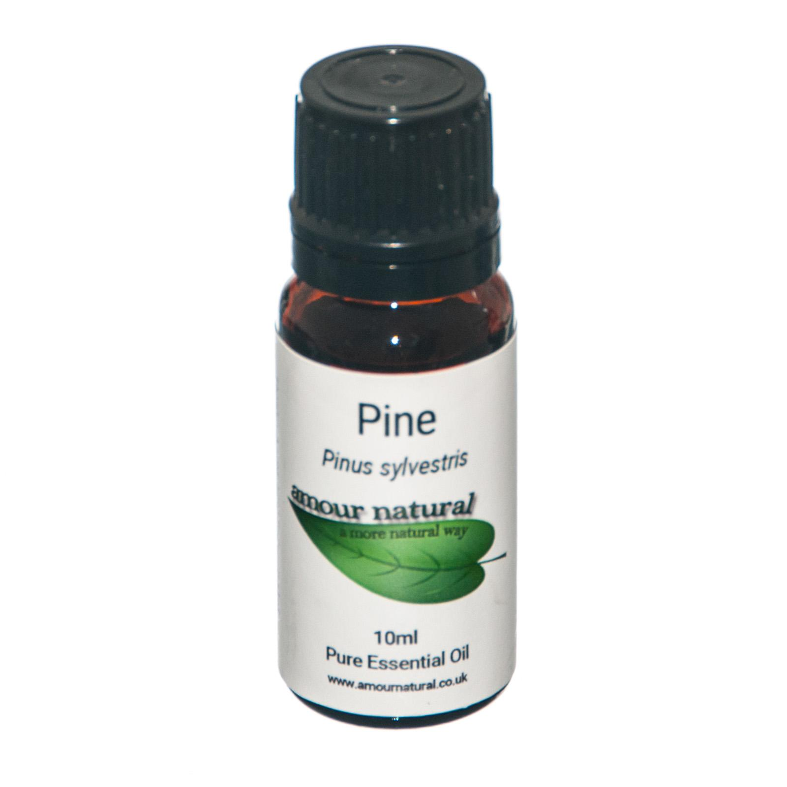 1 x 10 ml bottle of Pine Essential Oil