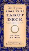 1910 Rider Waite Tarot Cards
