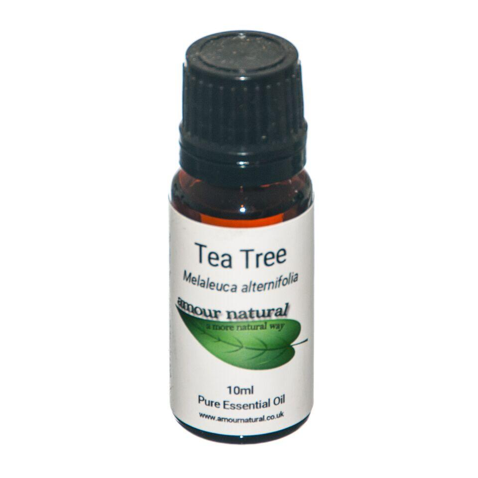 1 x 10 ml Bottle of Tea Tree Essential Oil