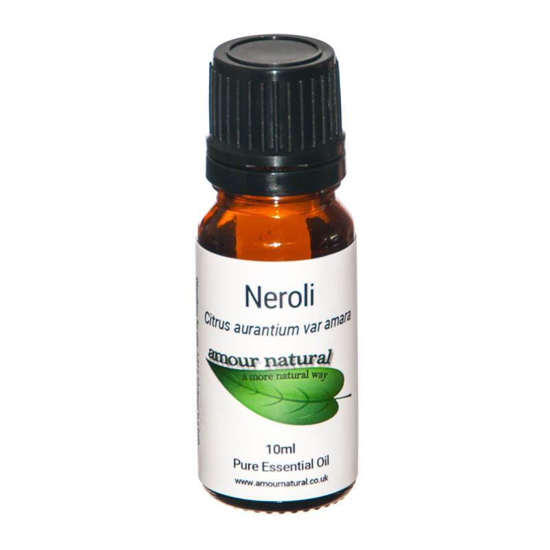 1 x 10 ml bottle of Neroli Oil Essential Oil