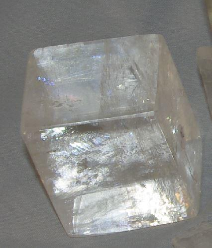 Optical Calcite Medium