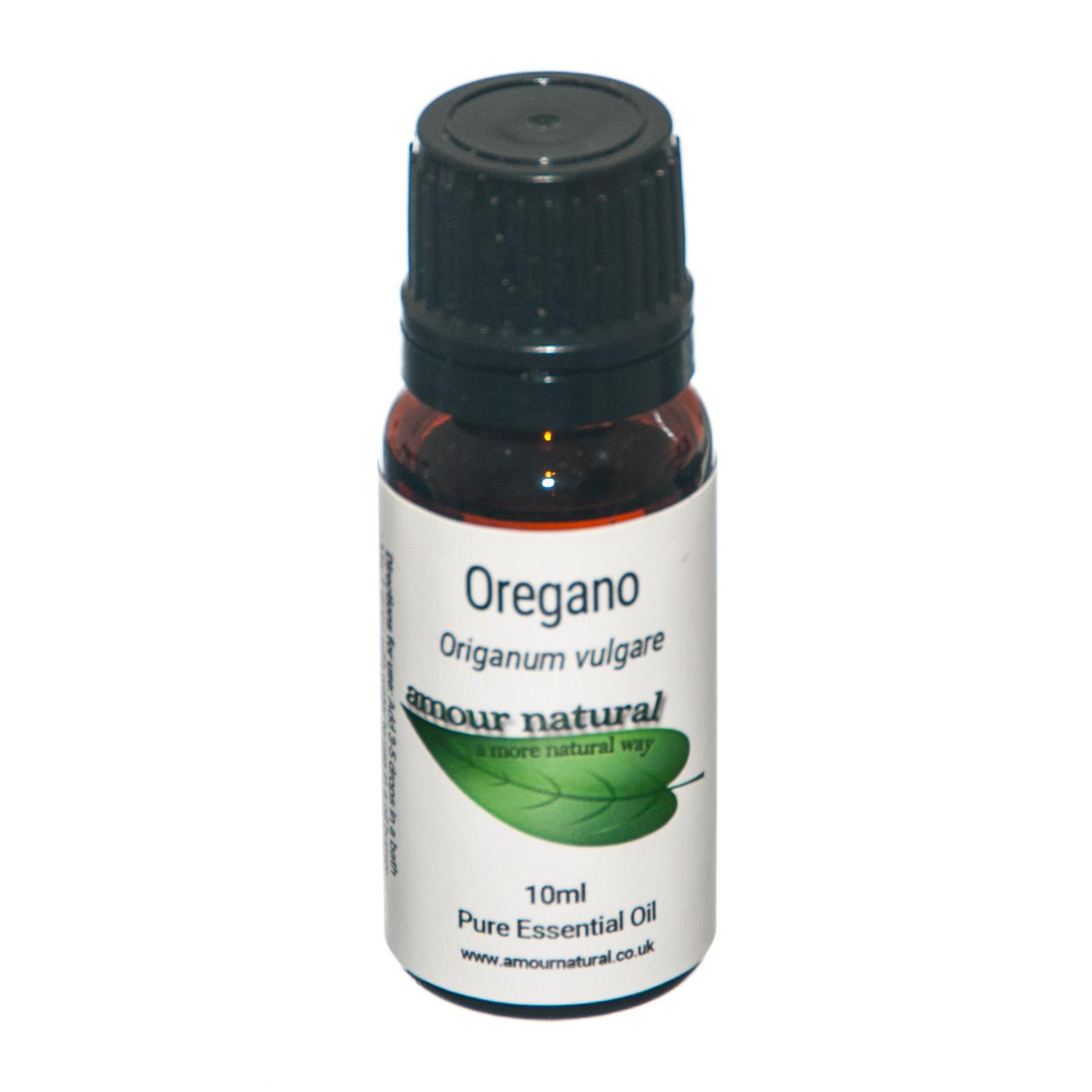 1 x 10 ml bottle of Oregano Essential Oil