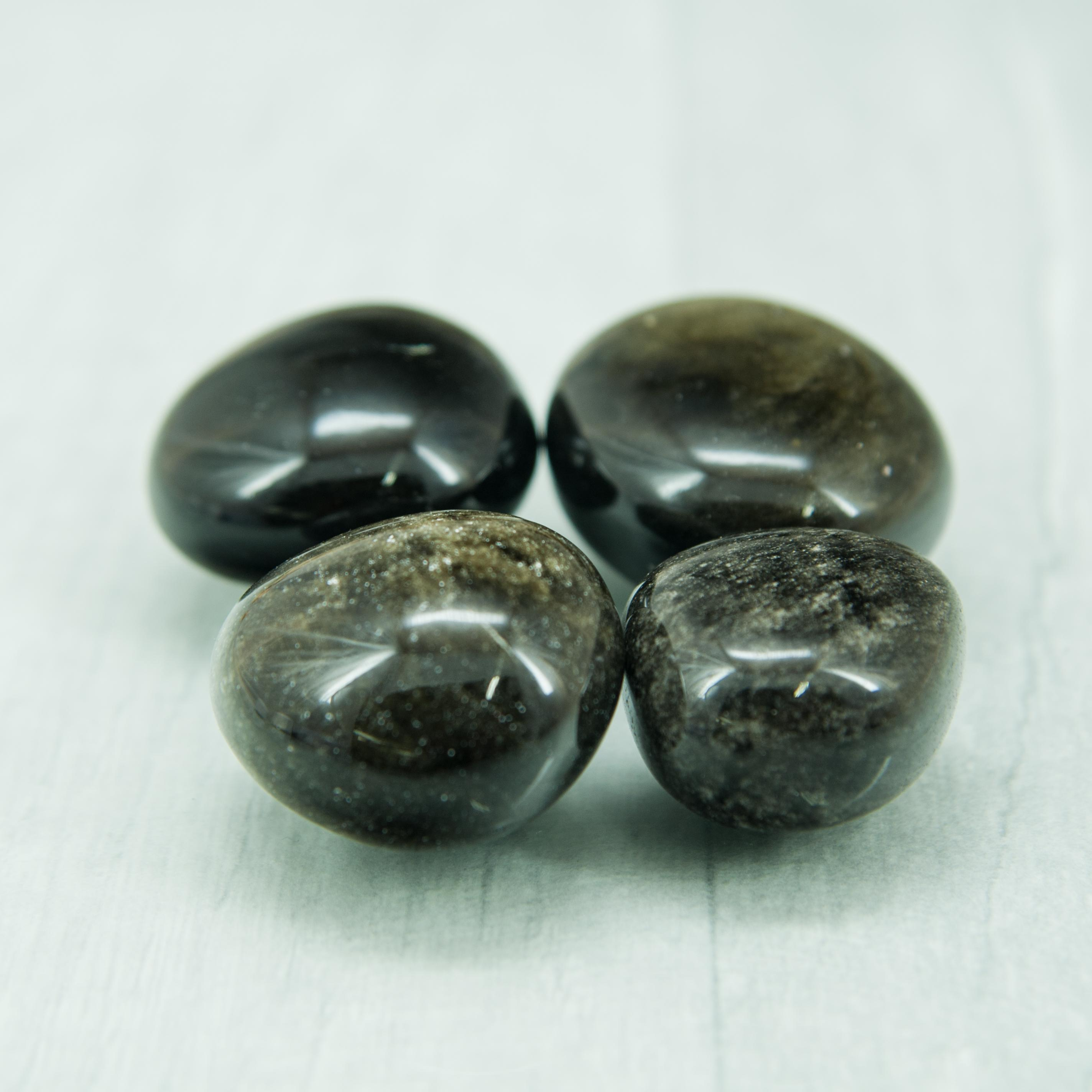 Golden Sheen Obsidian