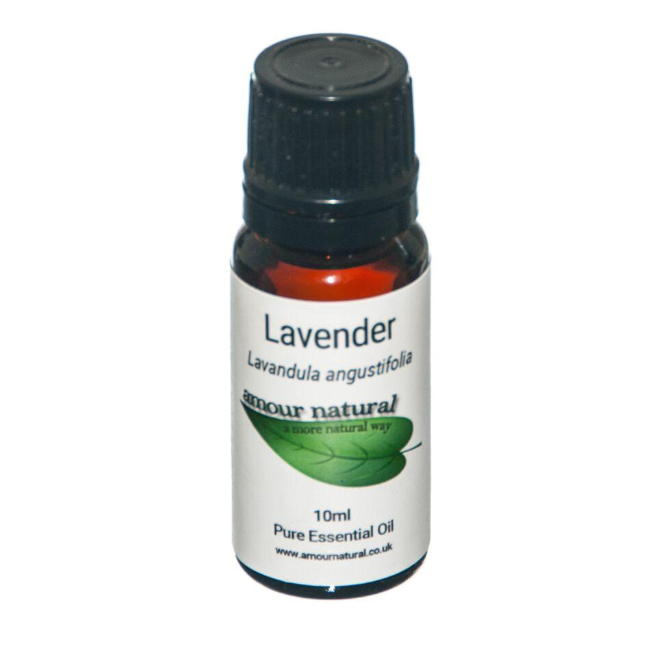 10ml Lavender oil bottle