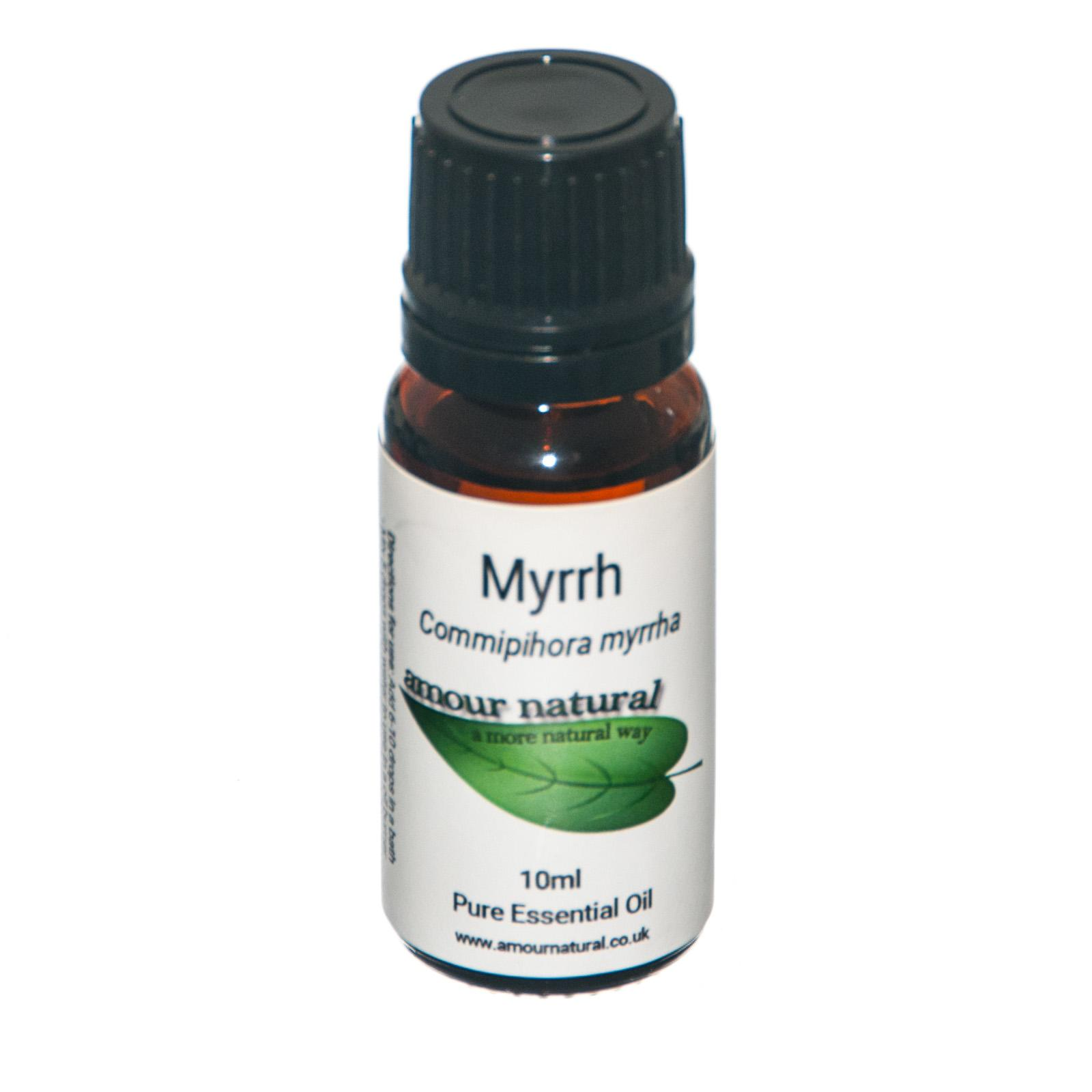1 x 10 ml bottle of  Myrrh Essential Oil
