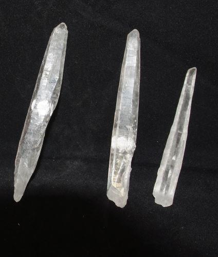 Lemurian  Seed Quartz Points