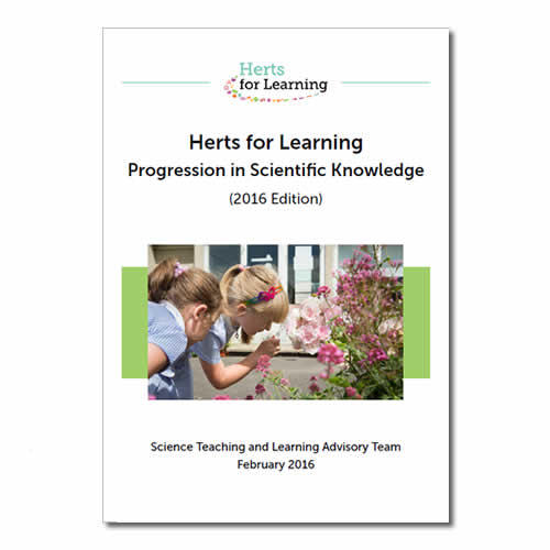 Progress in Scientific Knowledge Booklet
