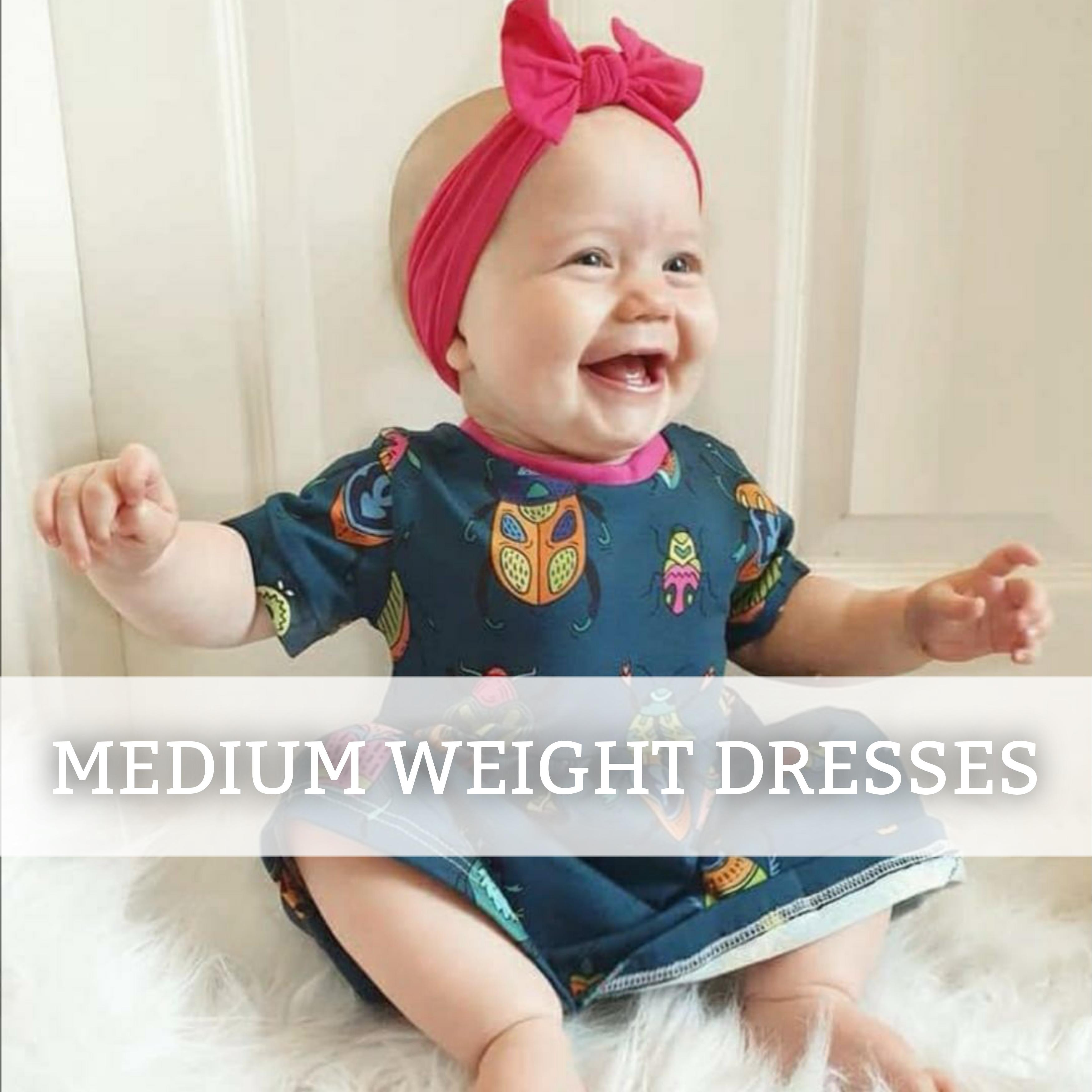 Medium Weight Dresses