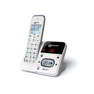 Geemarc AmpliDECT295 Cordless Telephone with Answering Machine