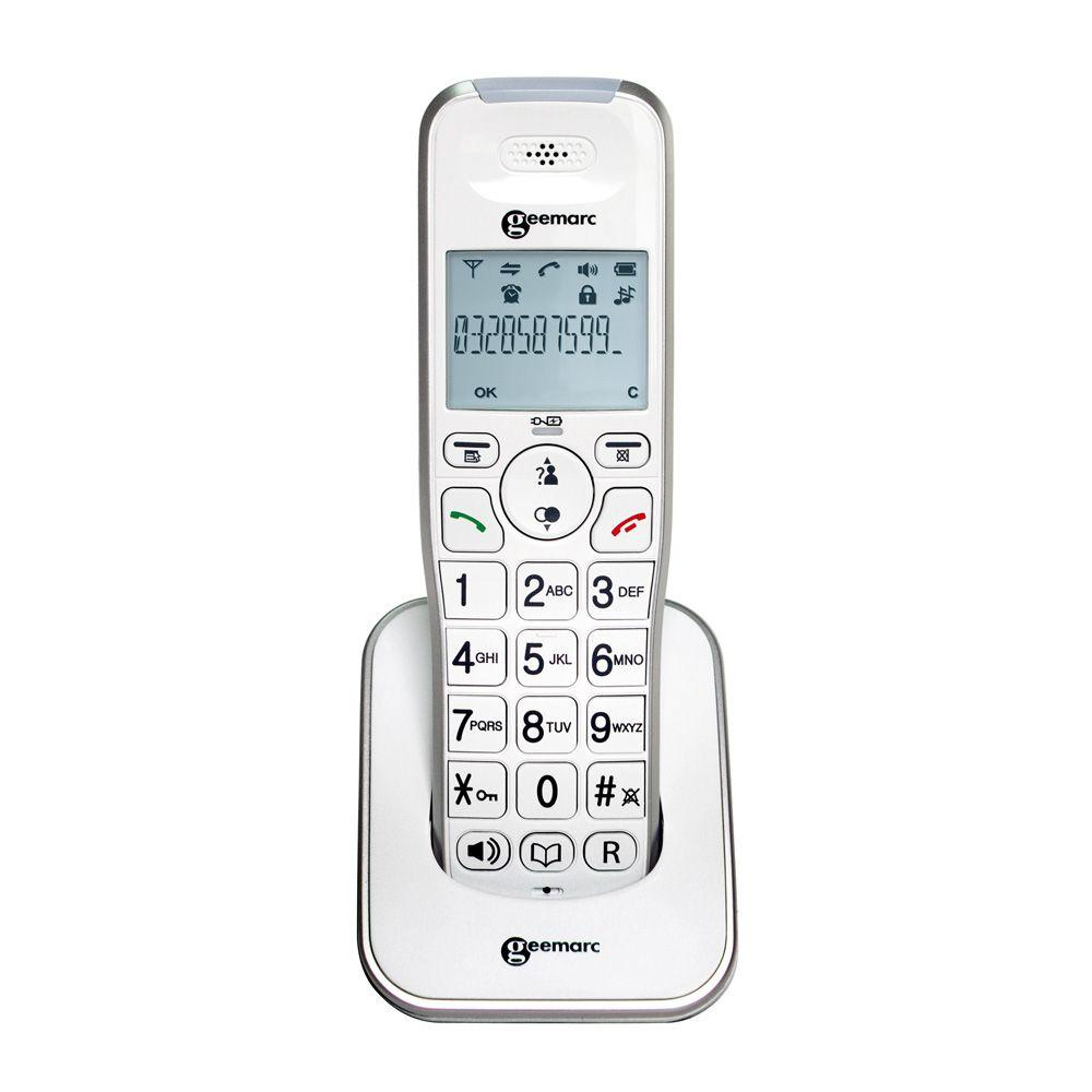Geemarc AmpliDECT295 - Additional Handset