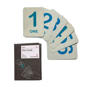 Dice Cards - Group Game