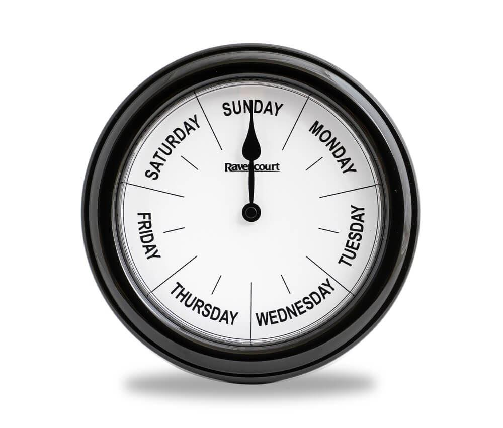 Easy To See Day Clock