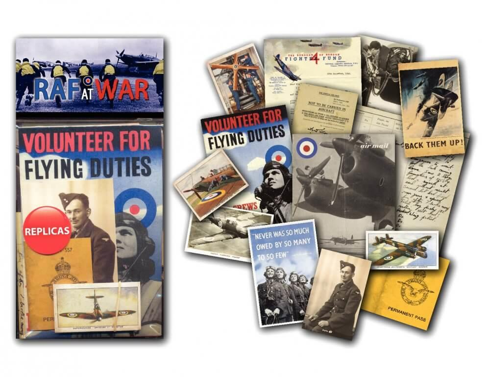 Memorabilia Pack - The RAF at War
