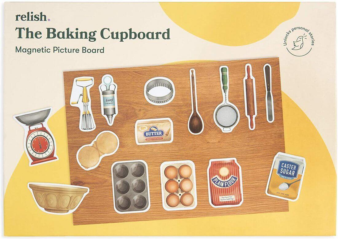 Creative Scenes Puzzle - The Baking Cupboard