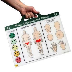 Pain Assessment Chart