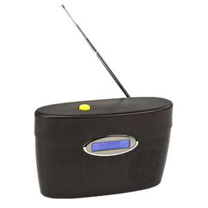 One Button Digital DAB Radio