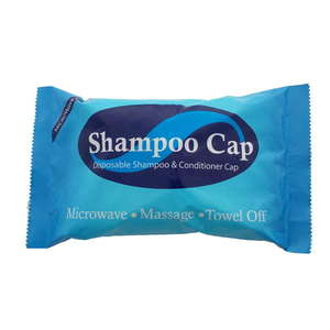 No-Rinse Shampoo & Conditioner Caps