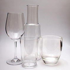 Unbreakable Dining & Glassware