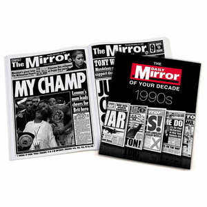 The Daily Mirror of Your Decade 1990s