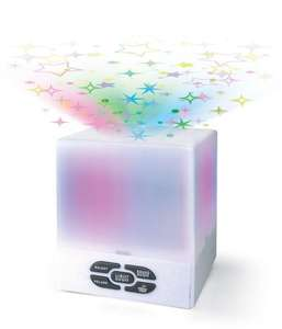 Star cube projecting lights