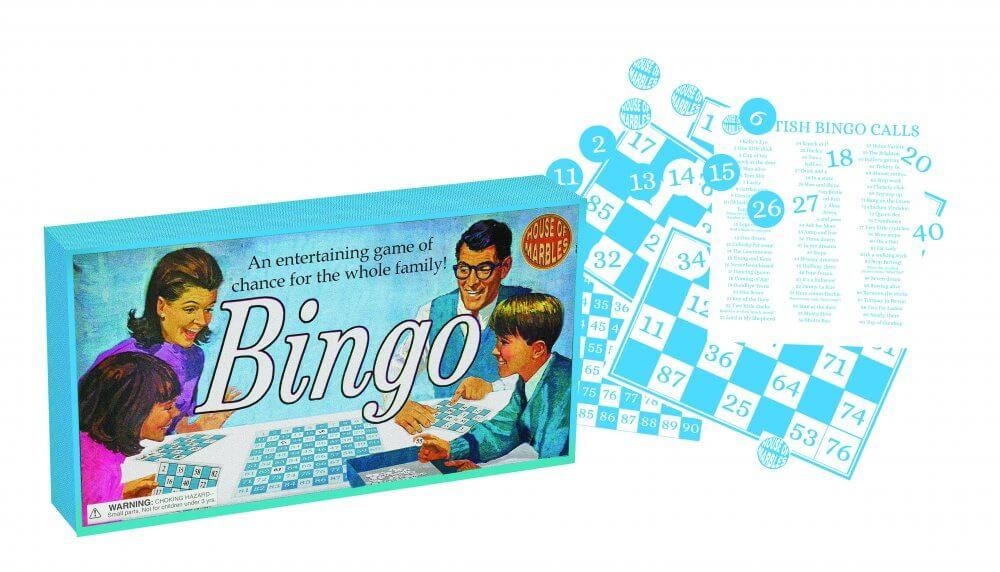 Bingo - Retro Game