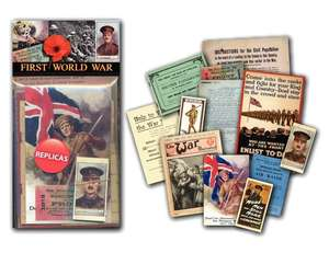 Memorabilia Pack - First World War