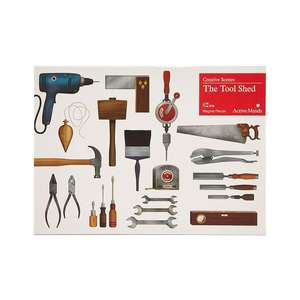 Creative Scenes Puzzle - The Tool Shed
