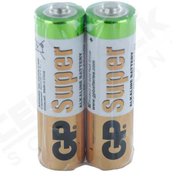 2 x GP AAA Batteries