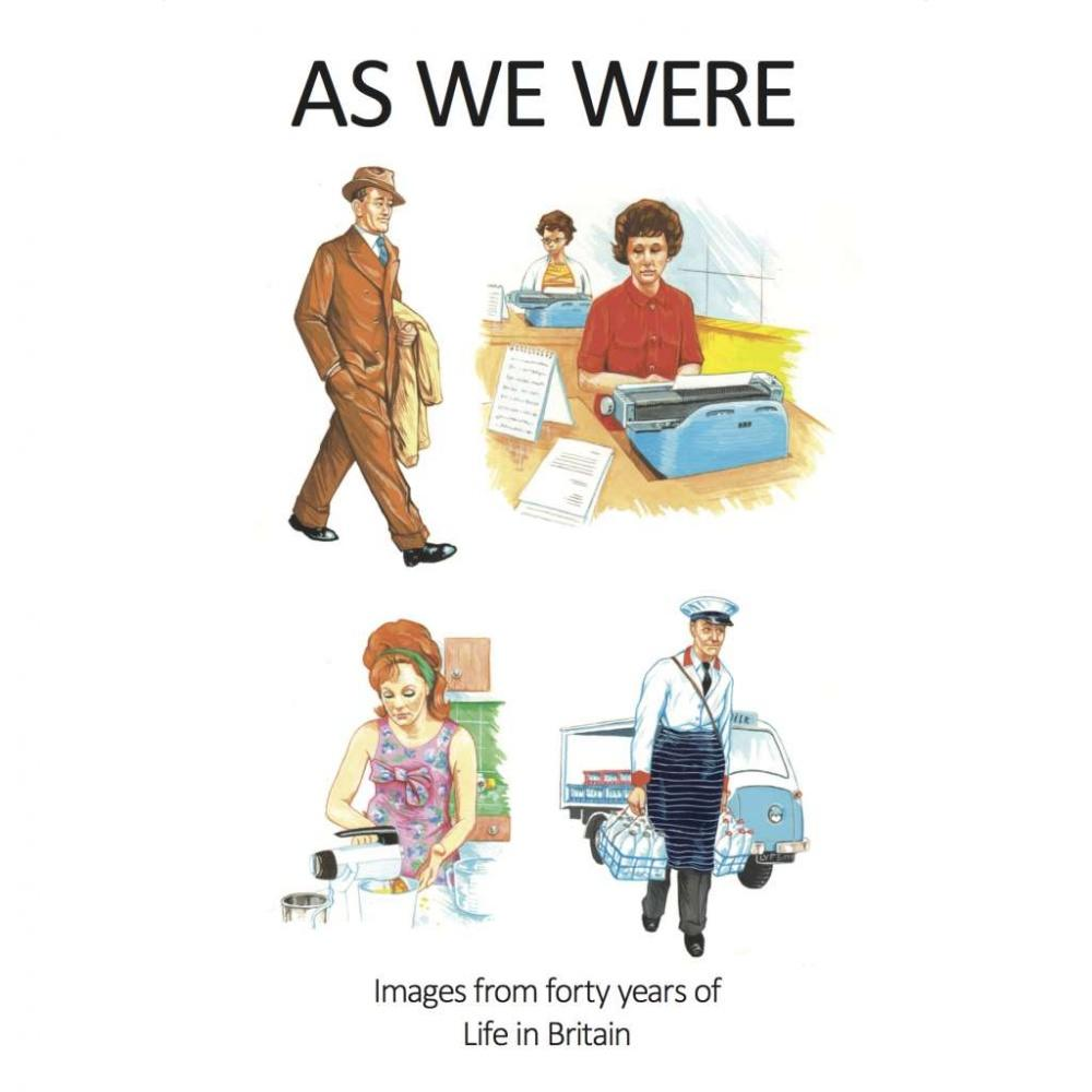 As We Were Reminiscence Book