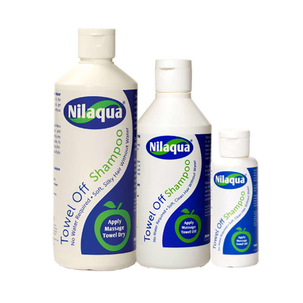 Nilaqua Waterless Shampoo