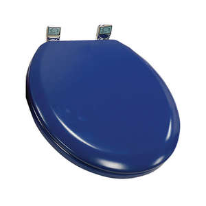 Ultimate Toilet Seat - Blue