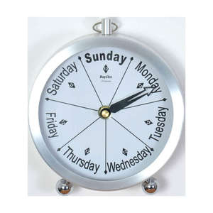 Newhaven Desk Mantel Day Clock