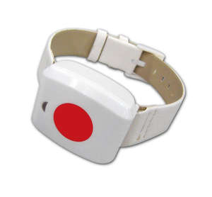 DoorWatcher wristband