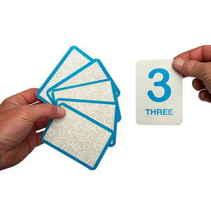 Dice Cards: Number 3