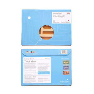 Track Maze: Packaging