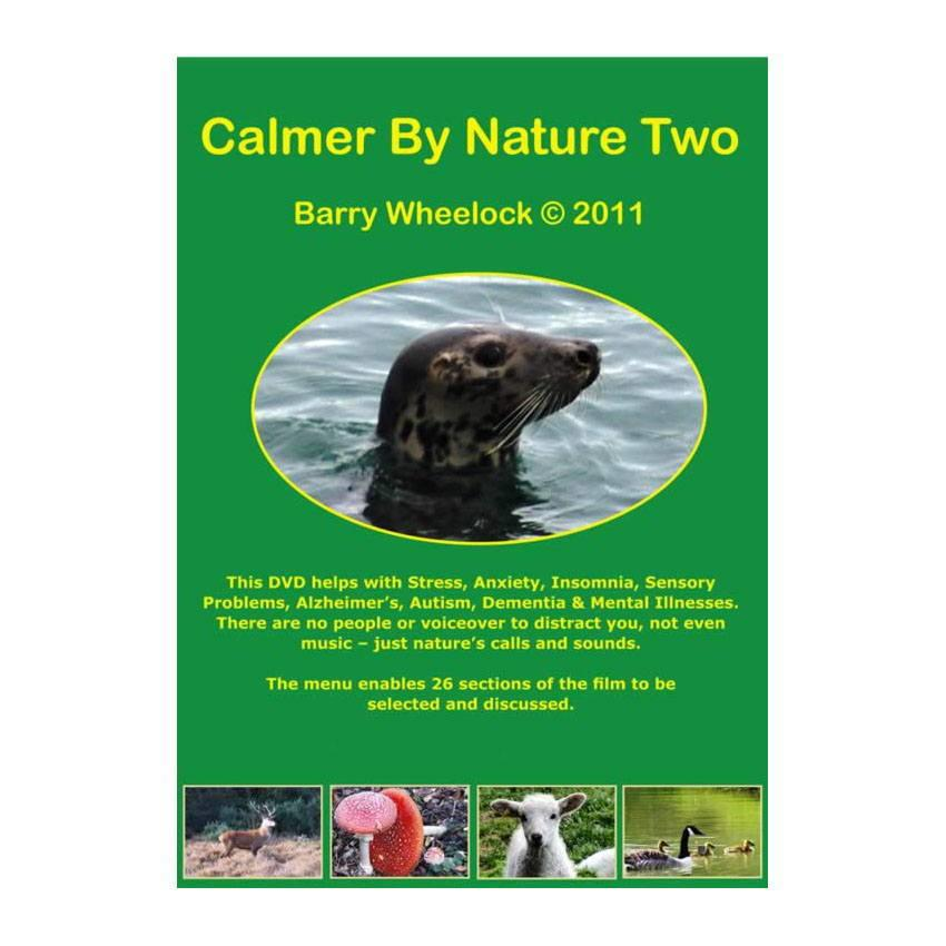 Calmer By Nature DVD 2
