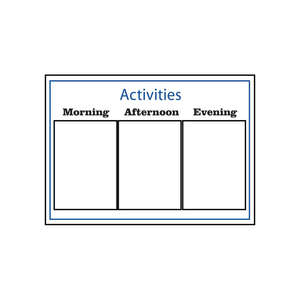 Activity Board Type 2